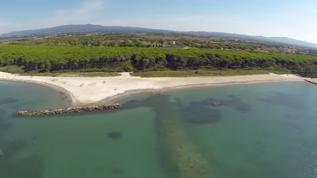Video Spiagge Bianche Vada Tesorino