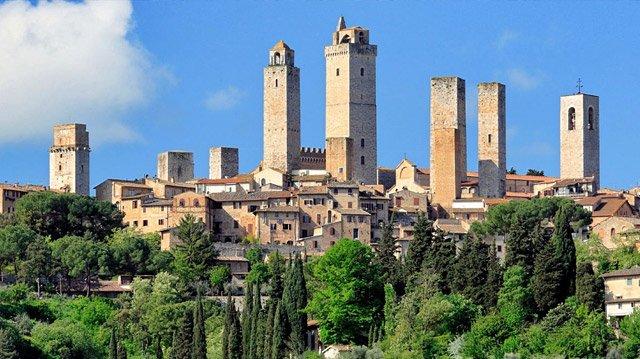 Agriturismo Residence San Gimignano